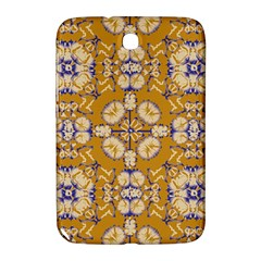 Abstract Elegant Background Card Samsung Galaxy Note 8 0 N5100 Hardshell Case