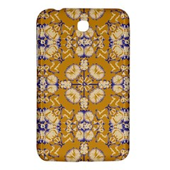 Abstract Elegant Background Card Samsung Galaxy Tab 3 (7 ) P3200 Hardshell Case
