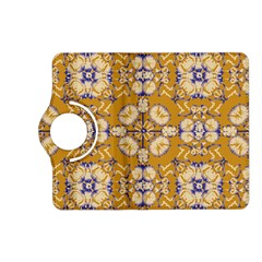 Abstract Elegant Background Card Kindle Fire Hd (2013) Flip 360 Case