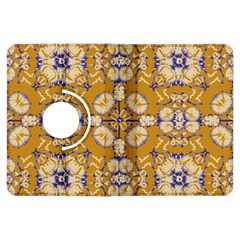 Abstract Elegant Background Card Kindle Fire Hdx Flip 360 Case