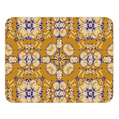Abstract Elegant Background Card Double Sided Flano Blanket (large)