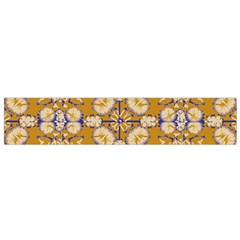 Abstract Elegant Background Card Flano Scarf (small)