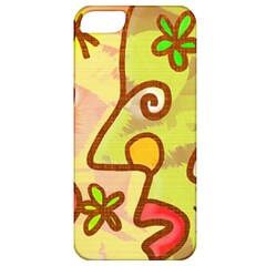 Abstract Faces Abstract Spiral Apple Iphone 5 Classic Hardshell Case