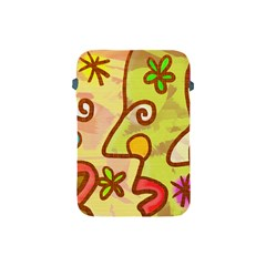 Abstract Faces Abstract Spiral Apple Ipad Mini Protective Soft Cases