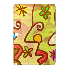Abstract Faces Abstract Spiral Samsung Galaxy Tab Pro 10 1 Hardshell Case