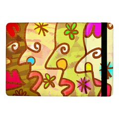 Abstract Faces Abstract Spiral Samsung Galaxy Tab Pro 10.1  Flip Case