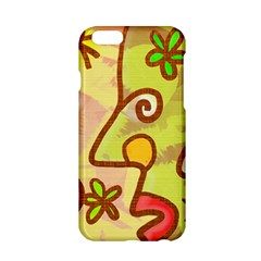 Abstract Faces Abstract Spiral Apple Iphone 6/6s Hardshell Case
