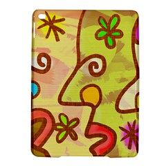 Abstract Faces Abstract Spiral Ipad Air 2 Hardshell Cases