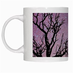 Arches National Park Night White Mugs