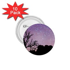 Arches National Park Night 1 75  Buttons (10 Pack)