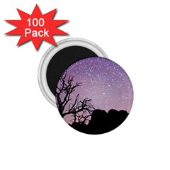 Arches National Park Night 1 75  Magnets (100 Pack)