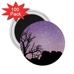 Arches National Park Night 2 25  Magnets (100 Pack)