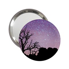 Arches National Park Night 2 25  Handbag Mirrors