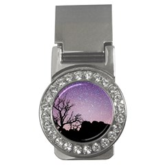 Arches National Park Night Money Clips (cz)