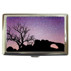Arches National Park Night Cigarette Money Cases