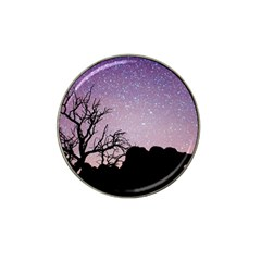 Arches National Park Night Hat Clip Ball Marker