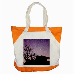 Arches National Park Night Accent Tote Bag