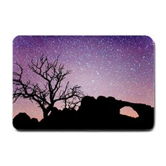Arches National Park Night Small Doormat