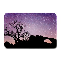 Arches National Park Night Plate Mats