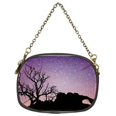 Arches National Park Night Chain Purses (two Sides)