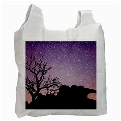 Arches National Park Night Recycle Bag (two Side)