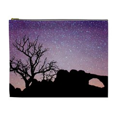 Arches National Park Night Cosmetic Bag (xl)