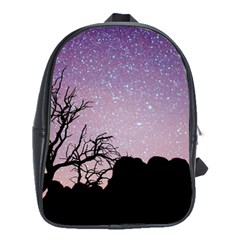 Arches National Park Night School Bags(large)