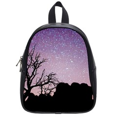 Arches National Park Night School Bags (small)
