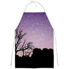 Arches National Park Night Full Print Aprons