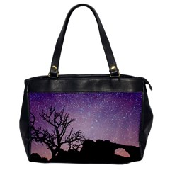 Arches National Park Night Office Handbags