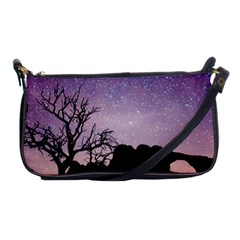 Arches National Park Night Shoulder Clutch Bags