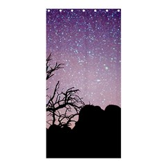 Arches National Park Night Shower Curtain 36  X 72  (stall)