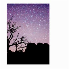 Arches National Park Night Large Garden Flag (two Sides)