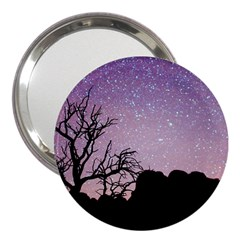 Arches National Park Night 3  Handbag Mirrors