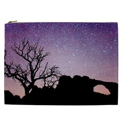 Arches National Park Night Cosmetic Bag (xxl)