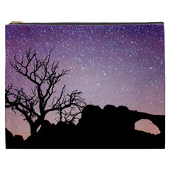 Arches National Park Night Cosmetic Bag (xxxl)