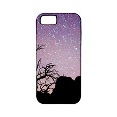 Arches National Park Night Apple Iphone 5 Classic Hardshell Case (pc+silicone)