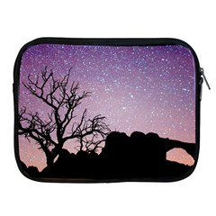 Arches National Park Night Apple Ipad 2/3/4 Zipper Cases