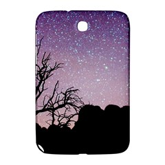 Arches National Park Night Samsung Galaxy Note 8 0 N5100 Hardshell Case