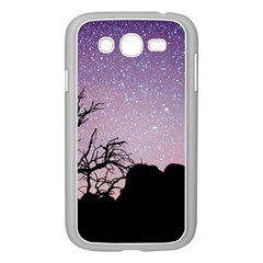 Arches National Park Night Samsung Galaxy Grand Duos I9082 Case (white)