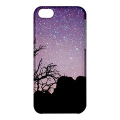 Arches National Park Night Apple Iphone 5c Hardshell Case