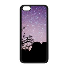 Arches National Park Night Apple Iphone 5c Seamless Case (black)
