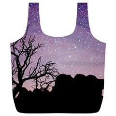 Arches National Park Night Full Print Recycle Bags (l)