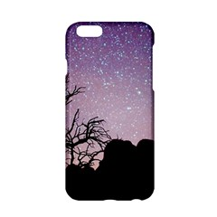 Arches National Park Night Apple iPhone 6/6S Hardshell Case