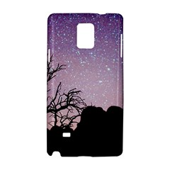 Arches National Park Night Samsung Galaxy Note 4 Hardshell Case