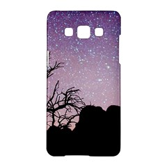 Arches National Park Night Samsung Galaxy A5 Hardshell Case