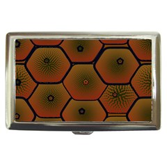 Art Psychedelic Pattern Cigarette Money Cases