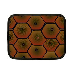 Art Psychedelic Pattern Netbook Case (Small)