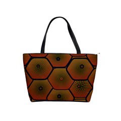 Art Psychedelic Pattern Shoulder Handbags