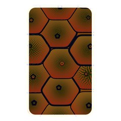 Art Psychedelic Pattern Memory Card Reader